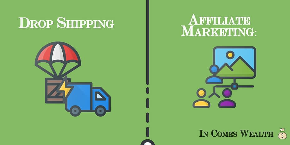 Drop Shipping Vs Affiliate Marketing: