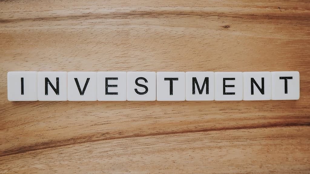 the word investment