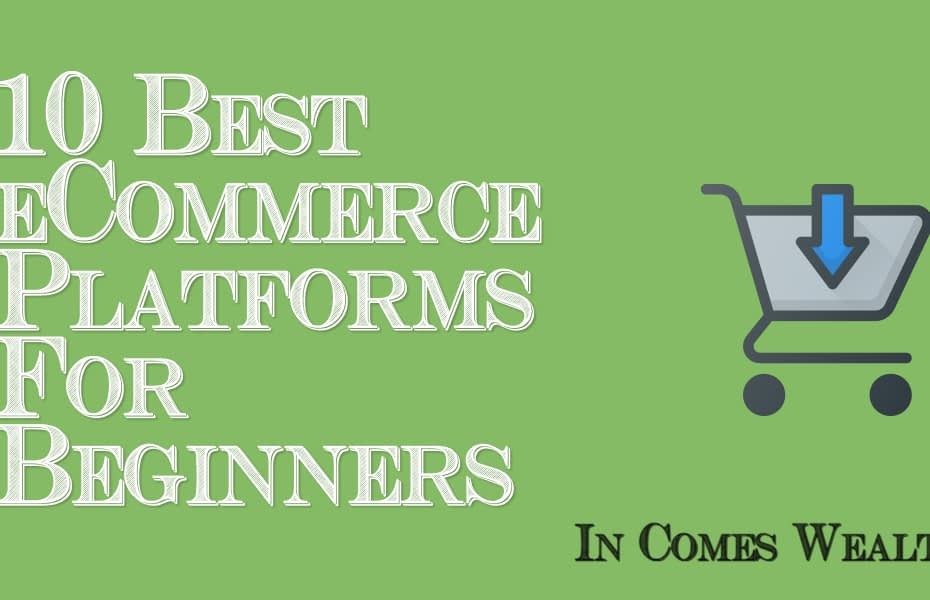10 Best eCommerce Platforms For Beginners